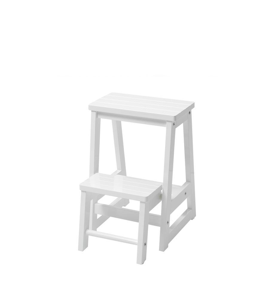 skrivbord vit