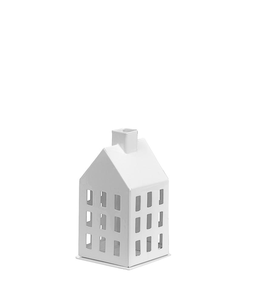 ljuslykta hus keramik